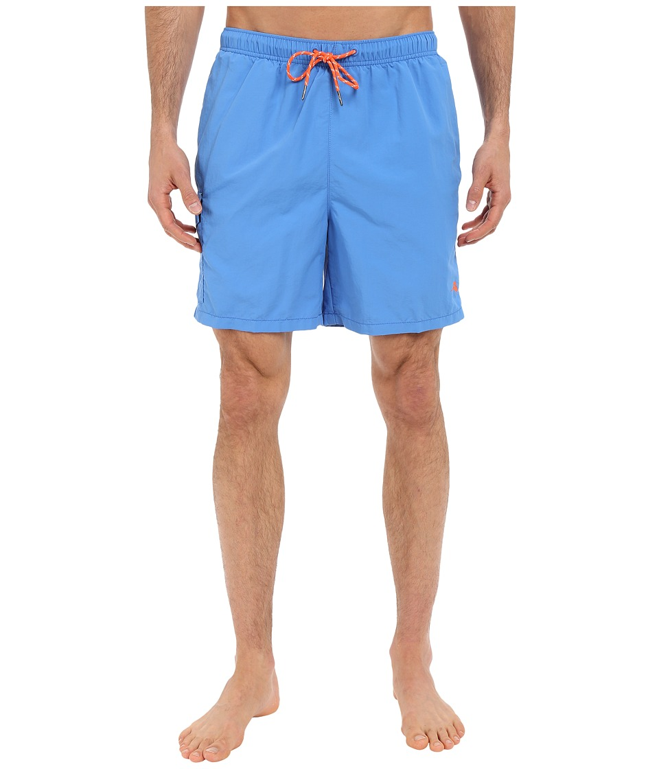 Tommy Bahama - The Naples Happy Go Cargo 6 Swim Trunks (Beach Bum) Men's Swimwear