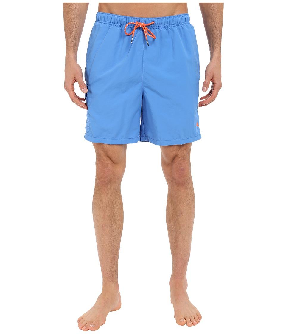 Tommy Bahama - The Naples Happy Go Cargo 6 Swim Trunks (Beach Bum) Men's Swimwear
