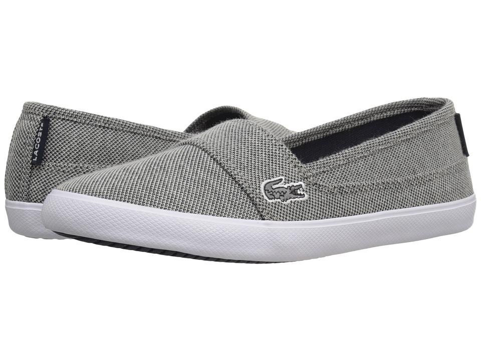 Lacoste Kids - Marice 216 1 SP16 (Little Kid/Big Kid) (Navy) Kid's Shoes