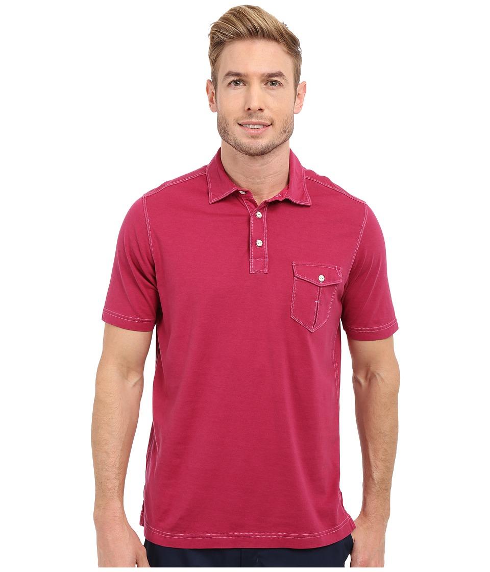 Tommy Bahama - Vacanza Polo (Santa Ana) Men's Short Sleeve Pullover