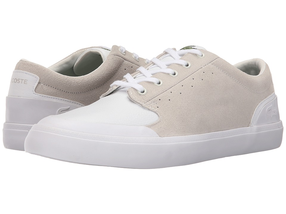 Lacoste - 4HND.15 116 3 (Off-White/White) Men's Shoes