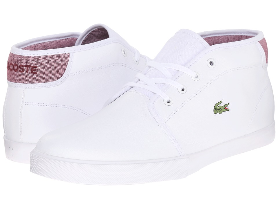 Lacoste AMPTHILL 116 2 (White) Men