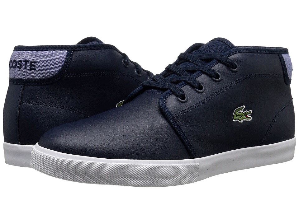 Lacoste - AMPTHILL 116 2 (Navy) Men's Shoes