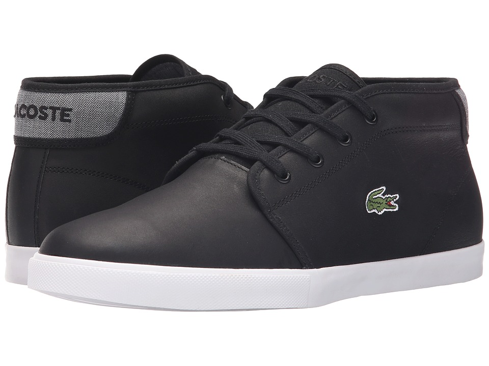 Lacoste - AMPTHILL 116 2 (Black) Men's Shoes