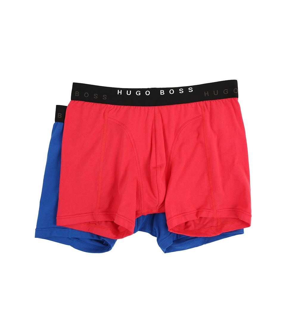 BOSS Hugo Boss - Cyclist 2-Pack (Red/Blue) Men's Underwear
