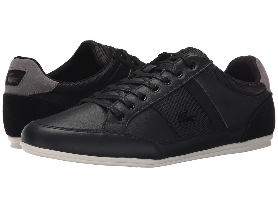 Lacoste Chaymon 116 1 (Black/Grey) Men
