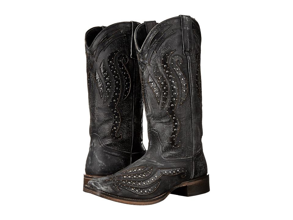 Roper - Stacie (Black) Cowboy Boots