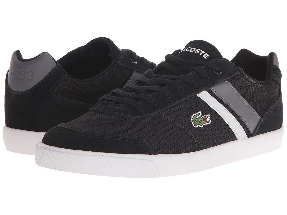 Lacoste - Comba 116 1 (Black) Men's Shoes
