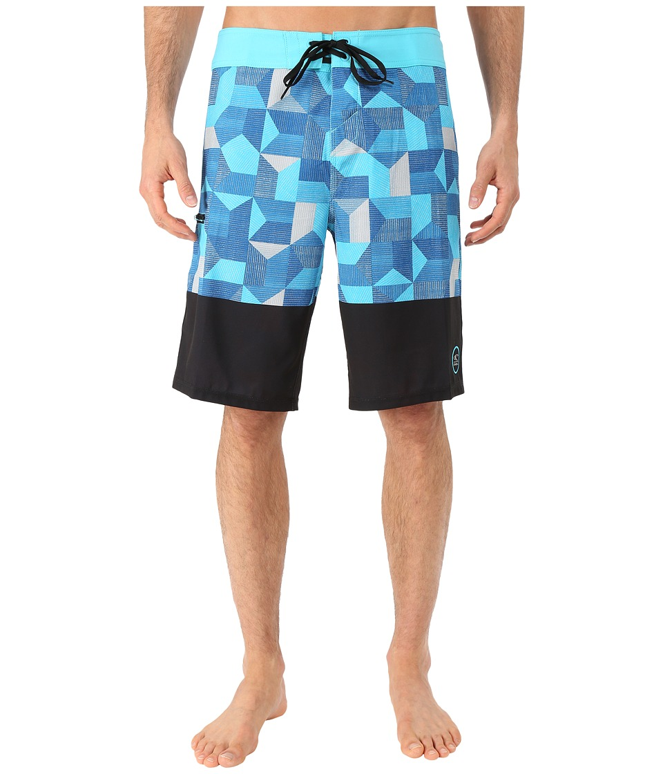 O'Neill - Metrics Boardshorts (Bright Blue) Men's Swimwear