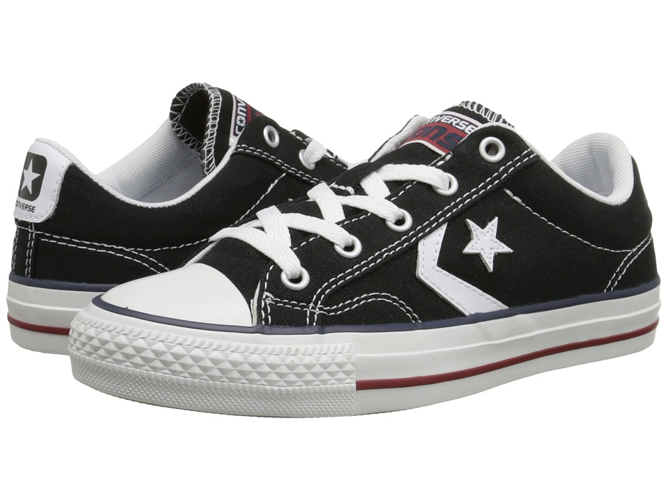 Converse - Star Player (Black) Shoes