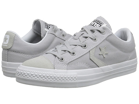 Converse - Star Player (Gray/White) Shoes