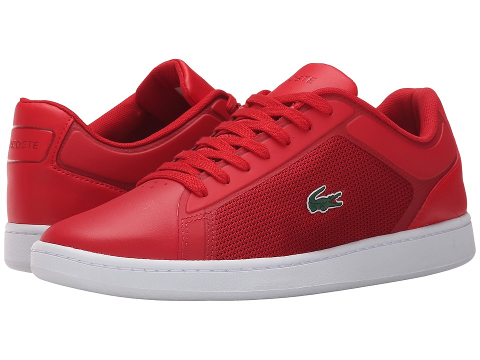 Lacoste - Endlinder 116 2 (Red) Men's Shoes