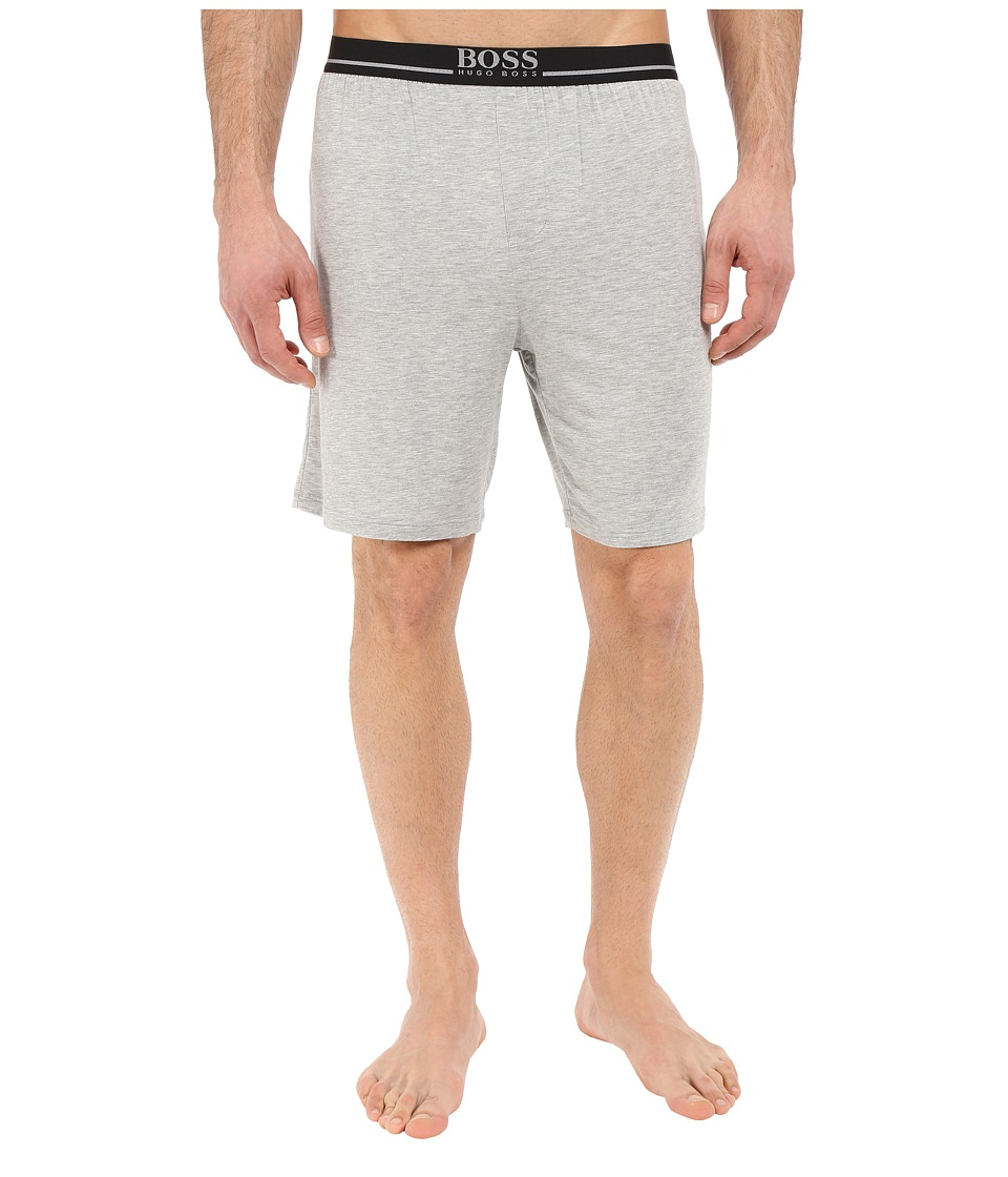BOSS Hugo Boss - Modal Short Pants (Medium Grey) Men's Pajama