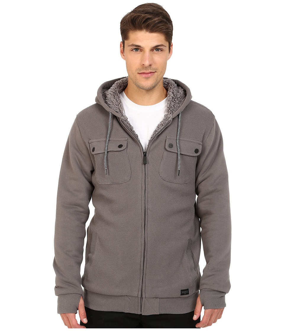O'Neill - County Line Hoodie (Cement) Men's Sweatshirt