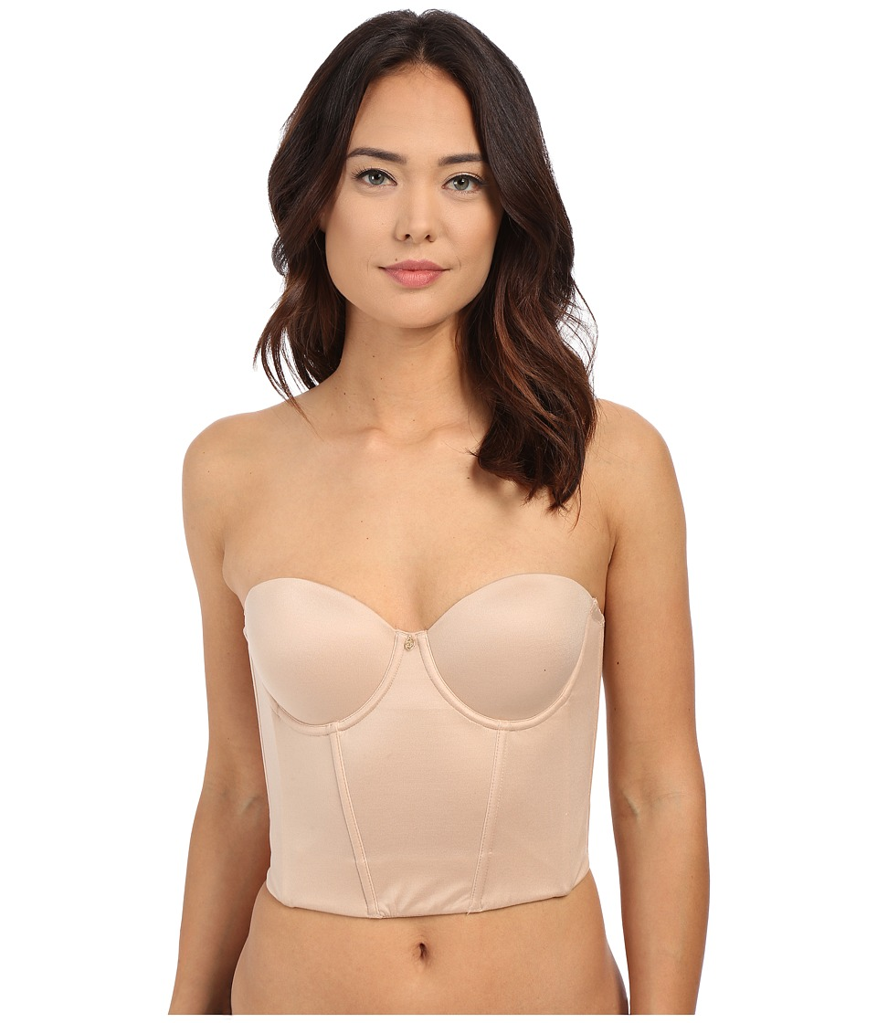 Betsey Johnson - Forever Perfect Bustier J6800 (Naked) Women's Bra