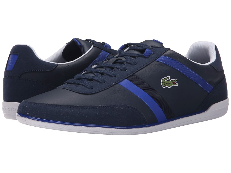 Lacoste - Giron 116 1 (Navy) Men