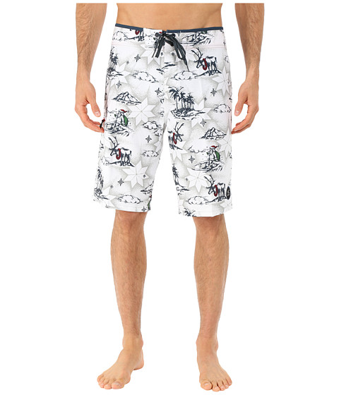 O'Neill - North Pole Playa Boardshorts (Navy) Men's Swimwear