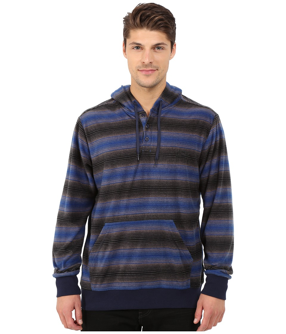 O'Neill - Glacier Fleece Pullover (Blue) Men's Fleece