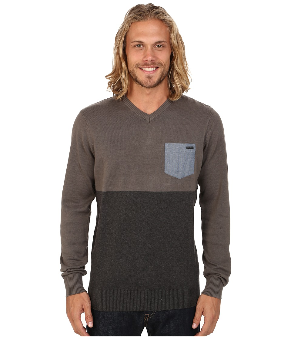 O'Neill - 50-50 Sweater (Black) Men's Sweater