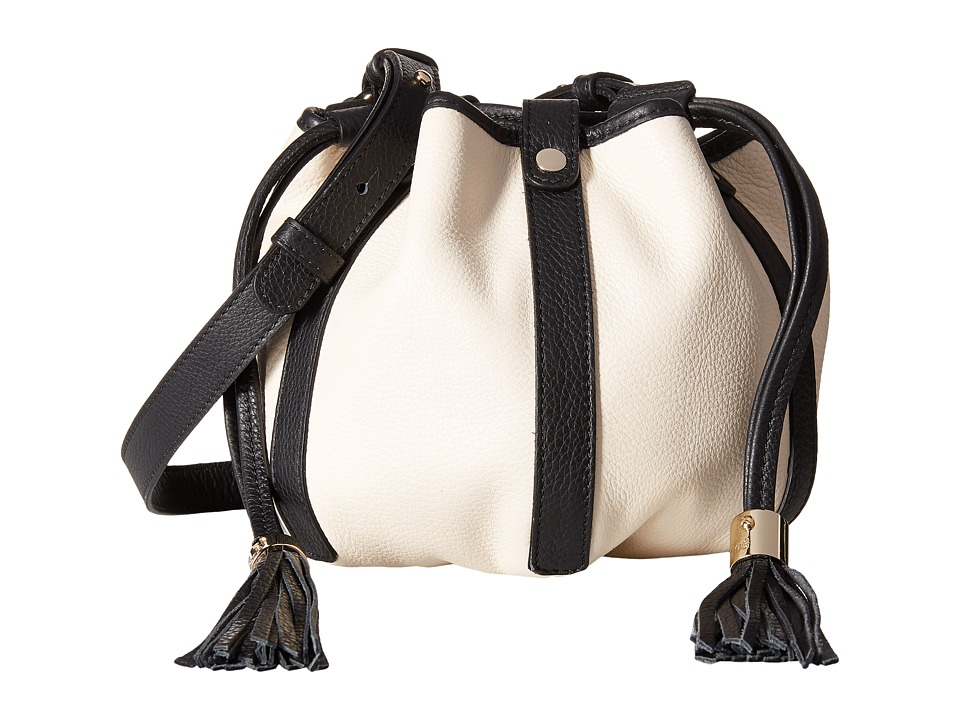 See by Chloe - Grained Cowhide Crossbody (Milk) Cross Body Handbags