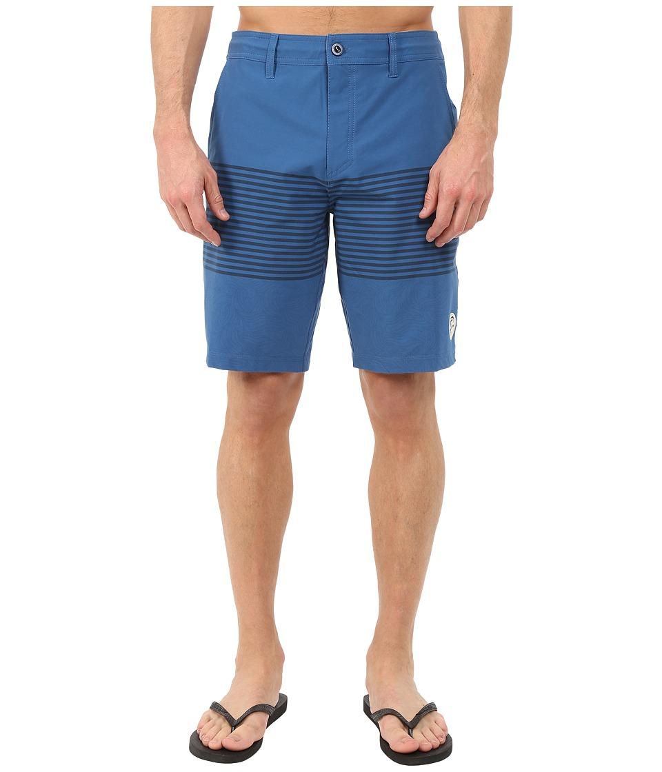 O'Neill - Oasis Hybrid Shorts (Dark Blue) Men's Swimwear
