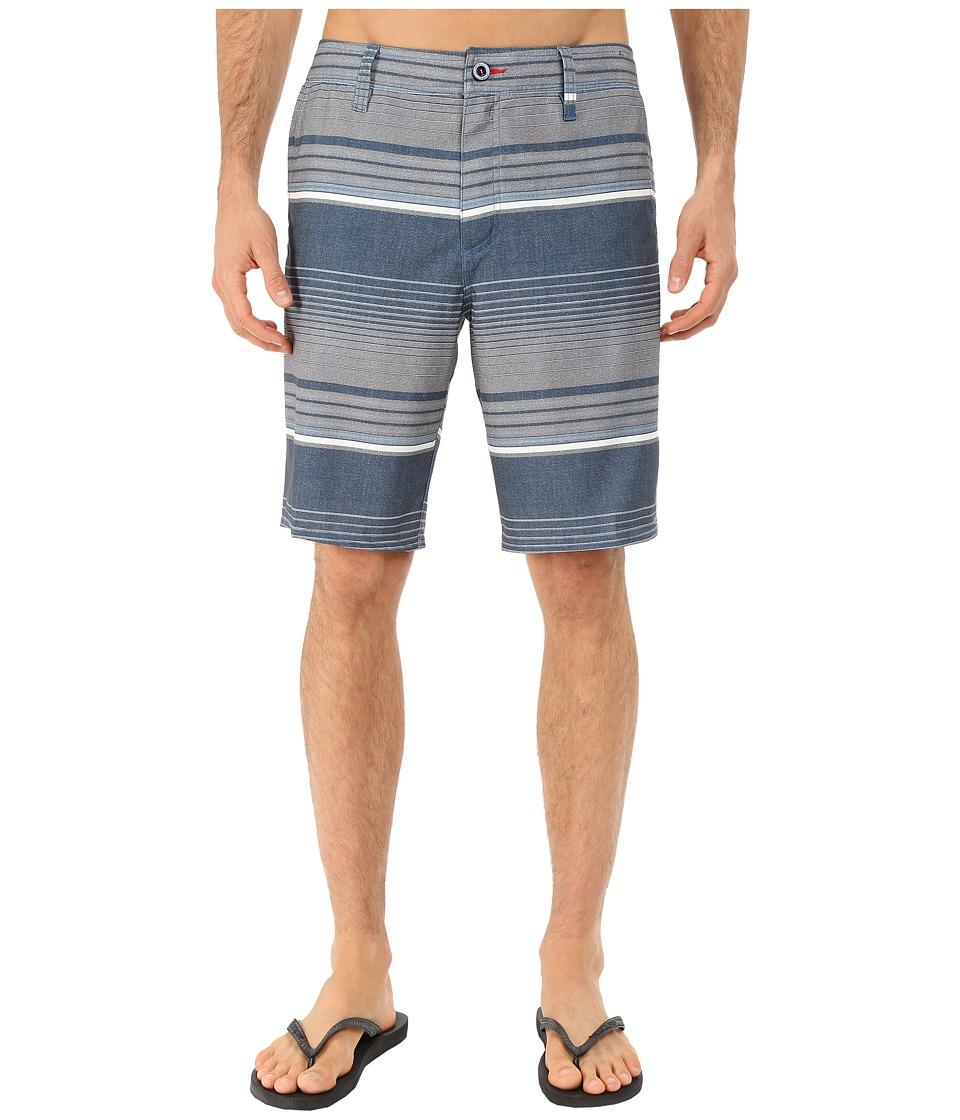 O'Neill - Port Hybrid Shorts (Dark Blue) Men's Swimwear