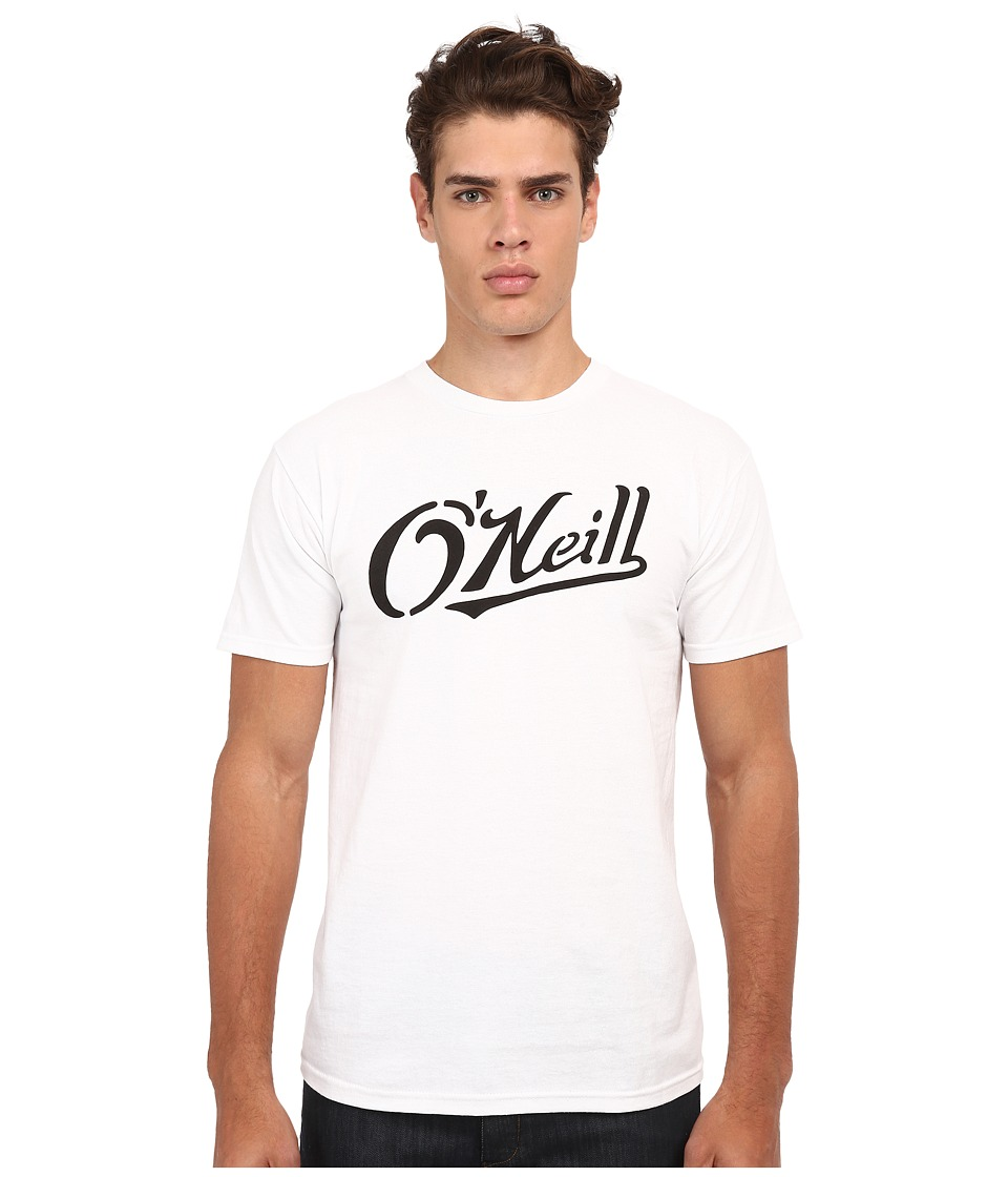 O'Neill - Athlete Tee (White) Men's T Shirt