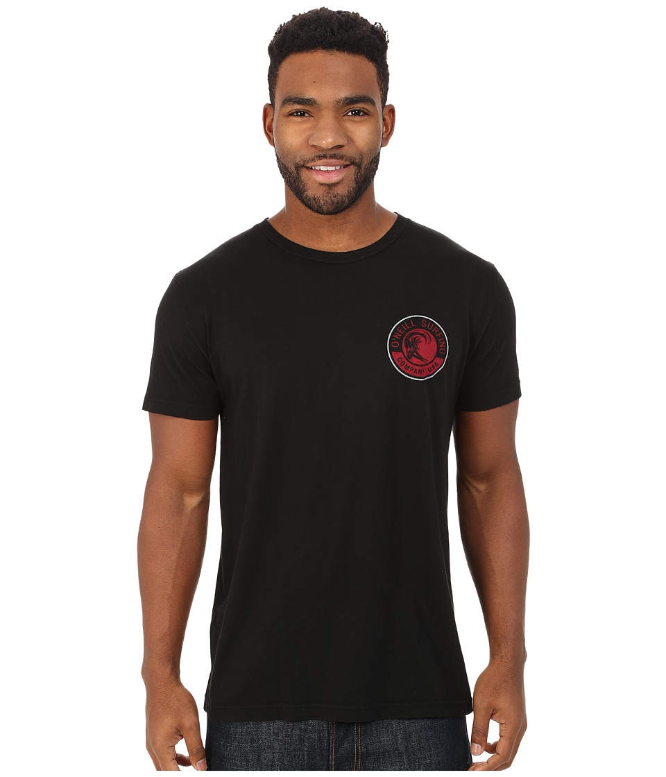 O'Neill - Buoy Tee (Black) Men's T Shirt