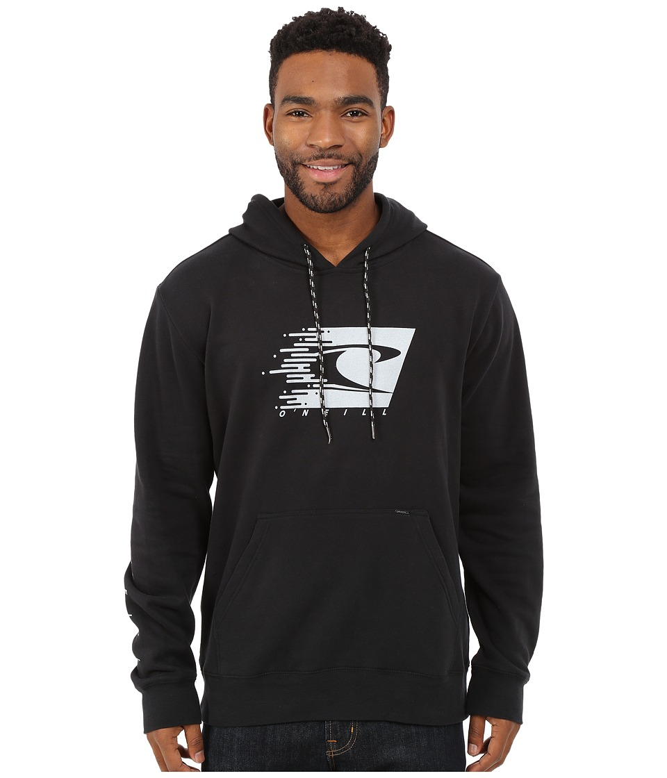 O'Neill - Speed Blur Pullover Fleece Hoodie (Black) Men's Sweatshirt