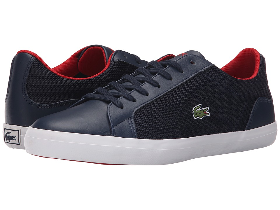 Lacoste - Lerond 116 1 (Navy) Men's Shoes