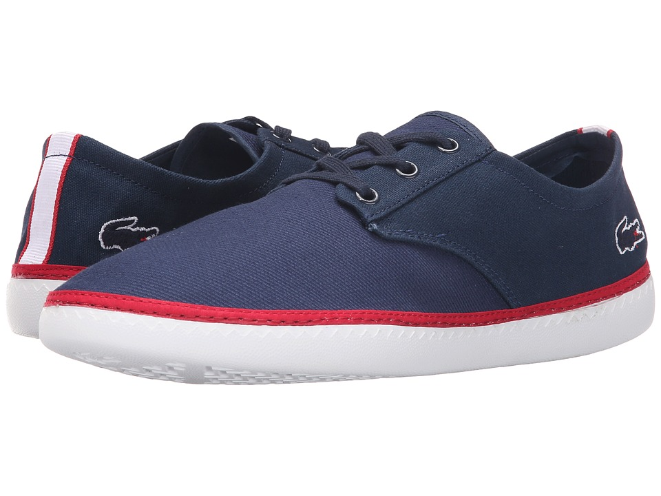 Lacoste - Malahini Deck 116 1 (Navy) Men's Shoes