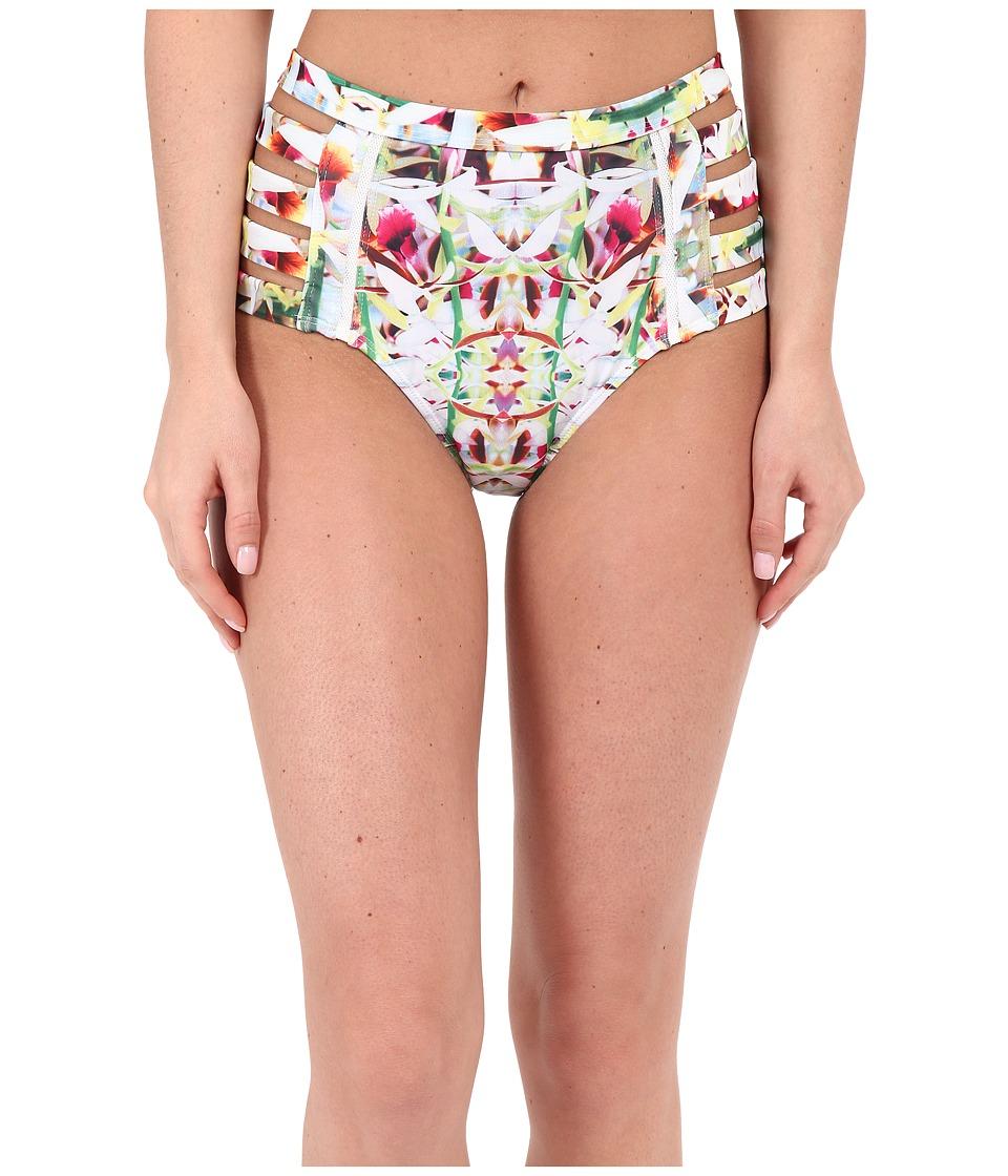 6 Shore Road by Pooja - Chloe Bottoms (Rainforest Floral) Women's Swimwear