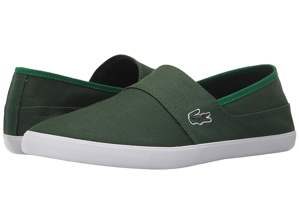 Lacoste - Marice 116 1 (Dark Green) Men's Shoes