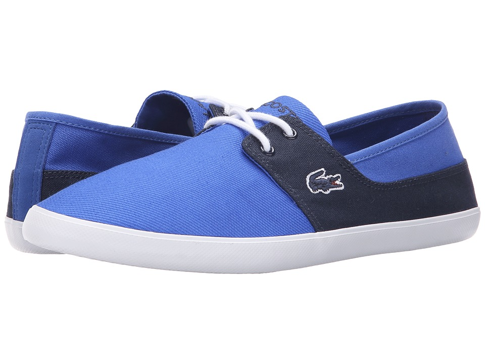 Lacoste - Marice Lace 116 1 (Blue/Dark Blue) Men's Shoes