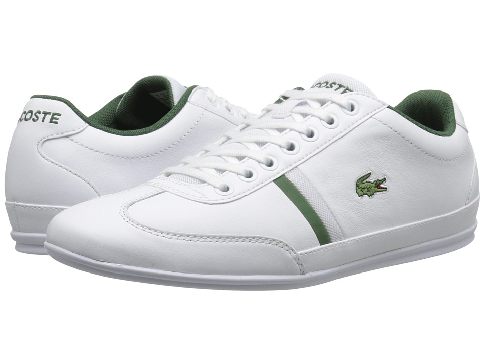 Lacoste - Misano Sport 116 1 (White) Men's Shoes