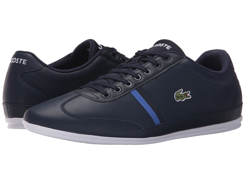 18c818d87a4b6b ... UPC 843875051148 product image for Lacoste - Misano Sport 116 1 (Navy) Men s  Shoes