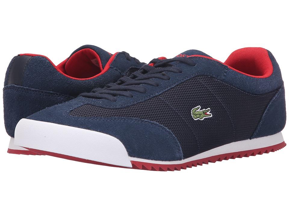 Lacoste - Romeau 116 1 (Navy) Men's Shoes