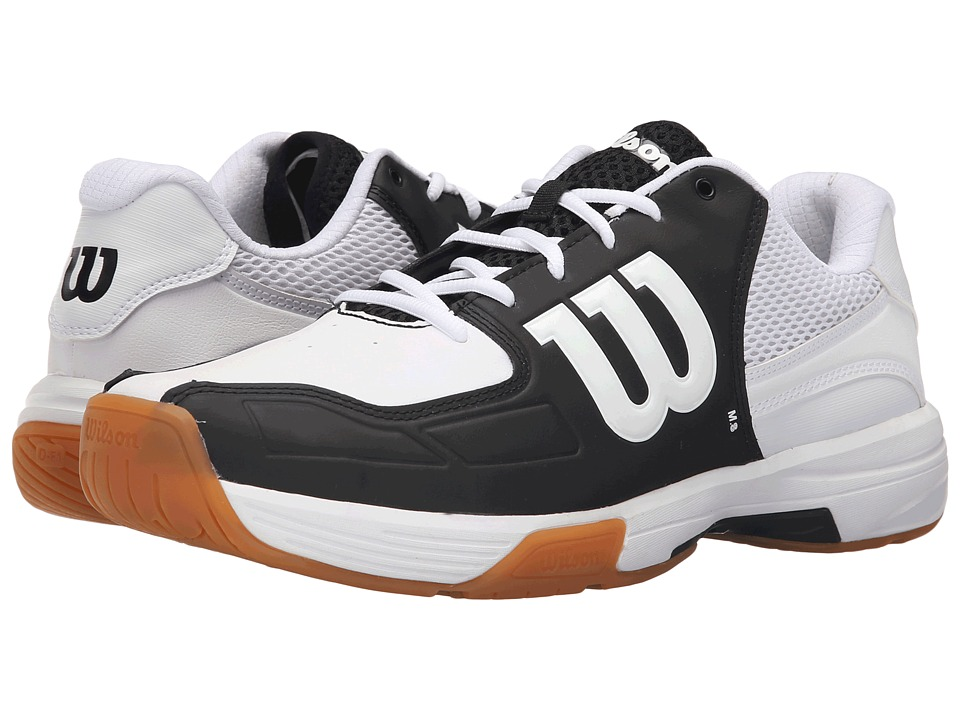 Wilson - Recon (White/Black) Tennis Shoes