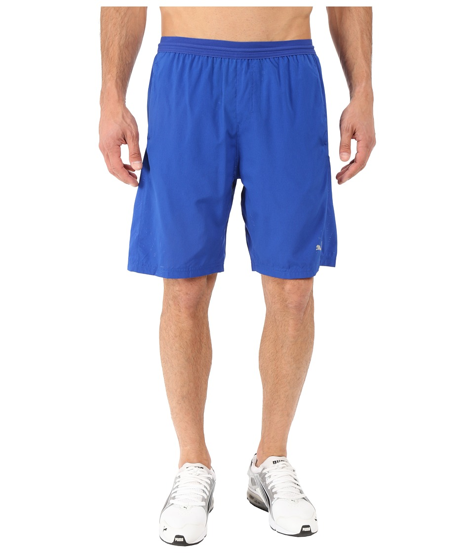 PUMA - Pwrcool 9 Shorts (Surf The Web) Men's Shorts