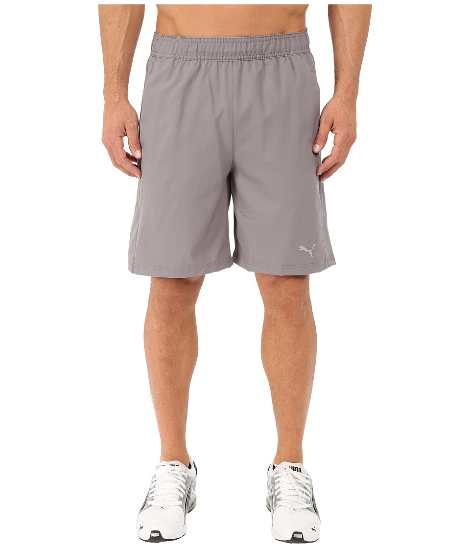PUMA - Multi Shorts (Steel Grey) Men's Shorts