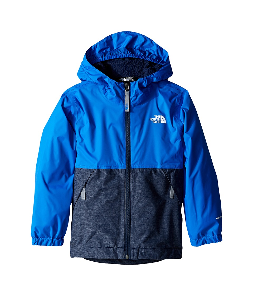 The North Face Kids - Warm Storm Jacket (Little Kids/Big Kids) (Jake Blue) Boy's Coat