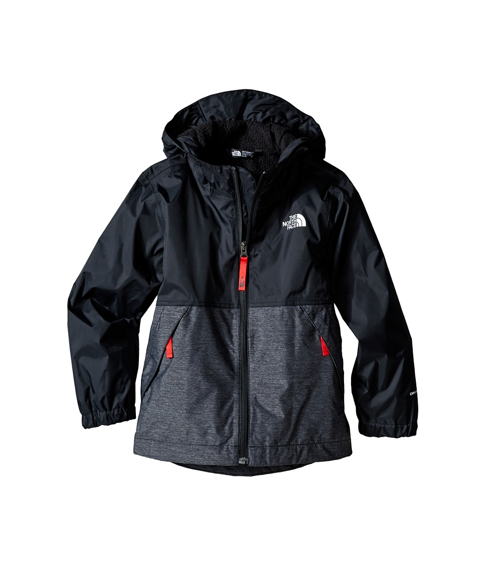 The North Face Kids - Warm Storm Jacket (Little Kids/Big Kids) (TNF Black) Boy's Coat