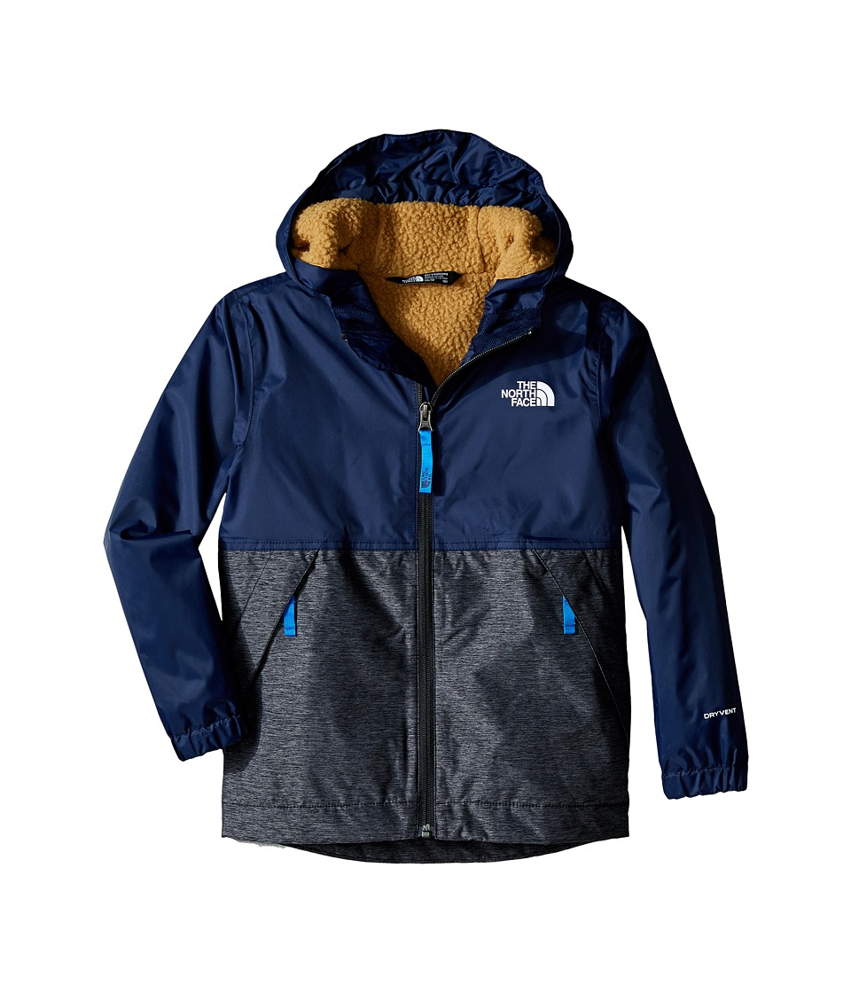 The North Face Kids - Warm Storm Jacket (Little Kids/Big Kids) (Cosmic Blue) Boy's Coat