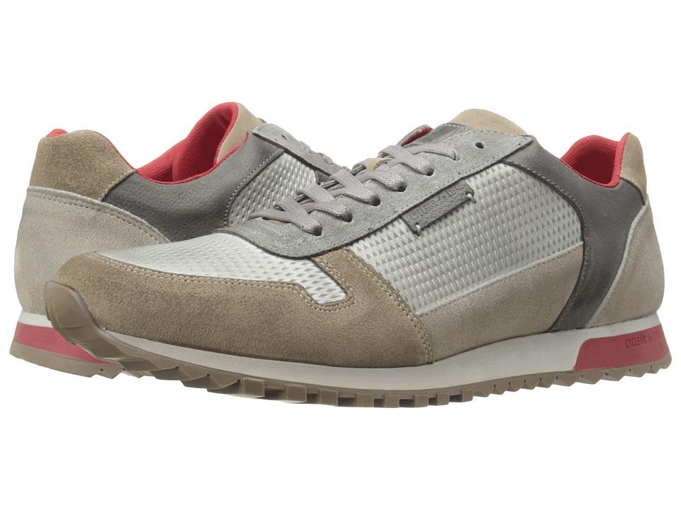 Cycleur de Luxe - Dallas (Light Grey/Scarlet) Men's Shoes