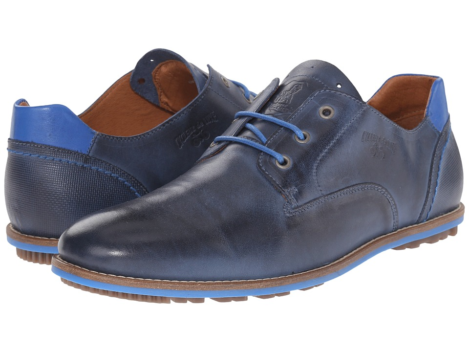 Cycleur de Luxe - Allrounder Low (Navy) Men's Shoes