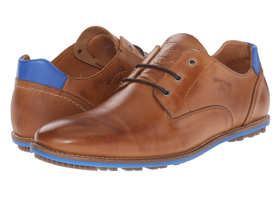 Cycleur de Luxe - Allrounder Low (Cognac) Men's Shoes