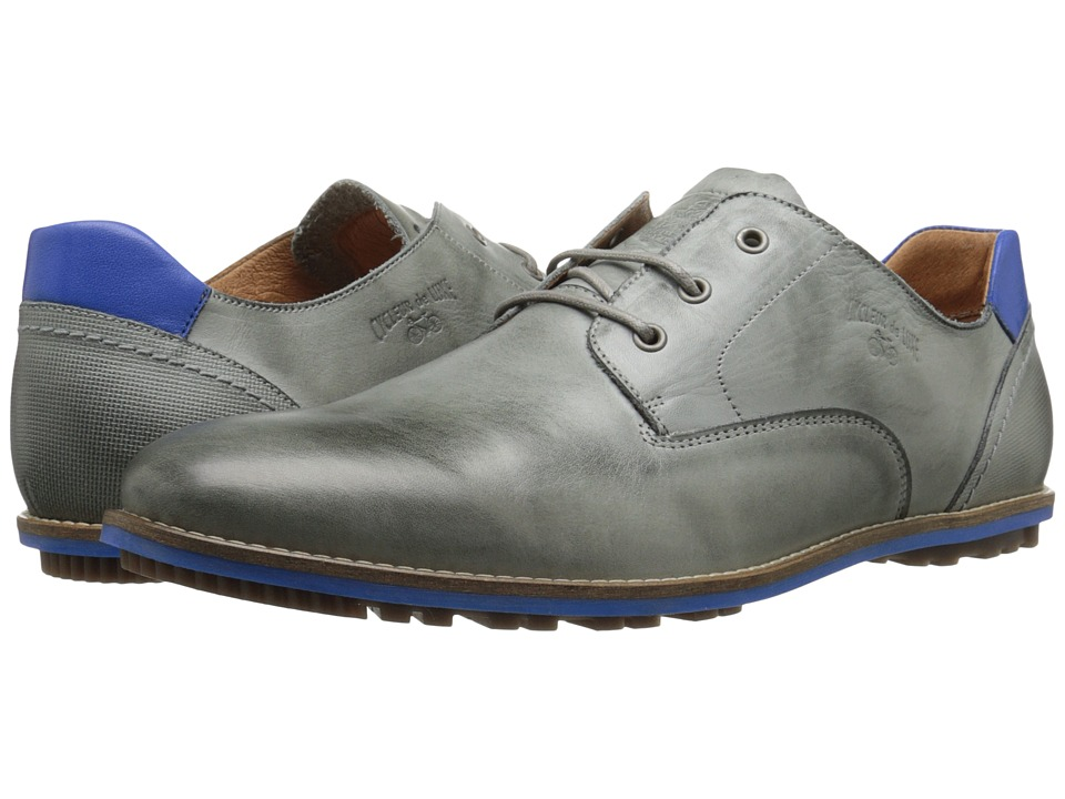 Cycleur de Luxe - Allrounder Low (Tailor Grey) Men's Shoes