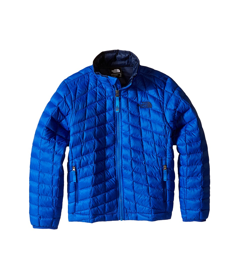 The North Face Kids - Thermoball Full Zip Jacket (Little Kids/Big Kids) (Honor Blue) Boy's Coat