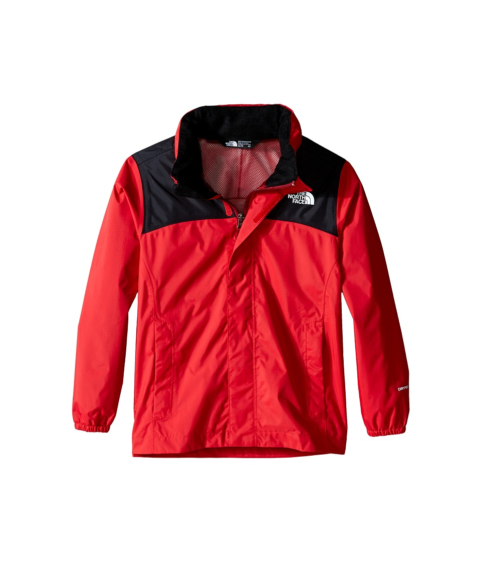The North Face Kids - Resolve Reflective Jacket (Little Kids/Big Kids) (TNF Red) Boy's Coat