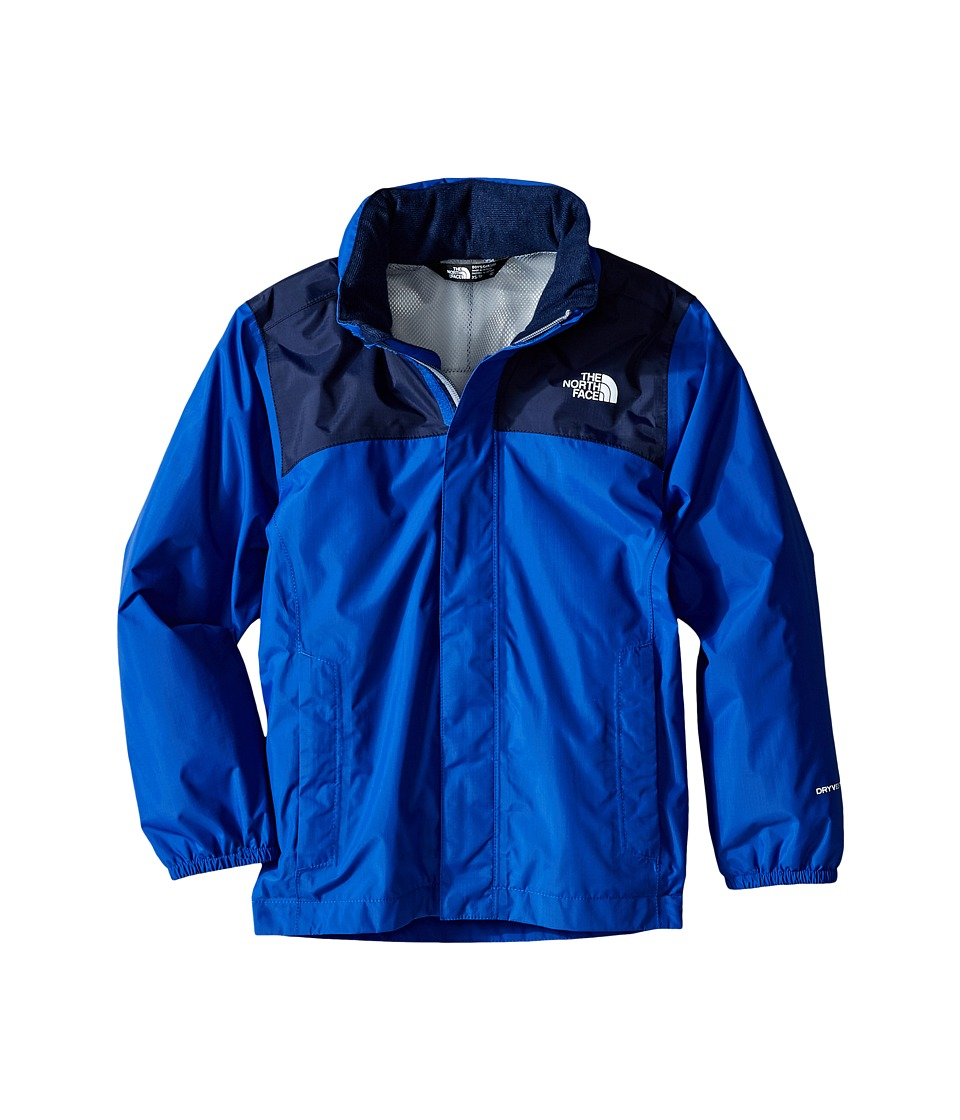 The North Face Kids - Resolve Reflective Jacket (Little Kids/Big Kids) (Honor Blue/Cosmic Blue) Boy's Coat